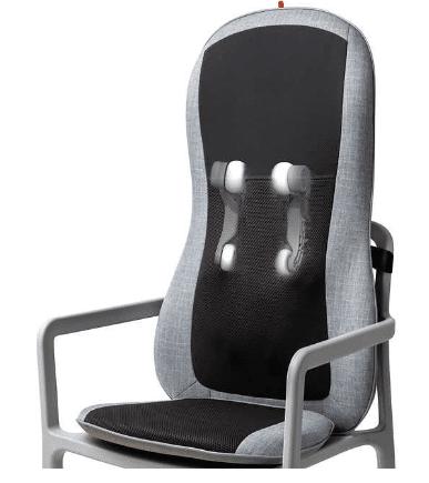 Sharper Image Realtouch Shiatsu Chair Pad $109