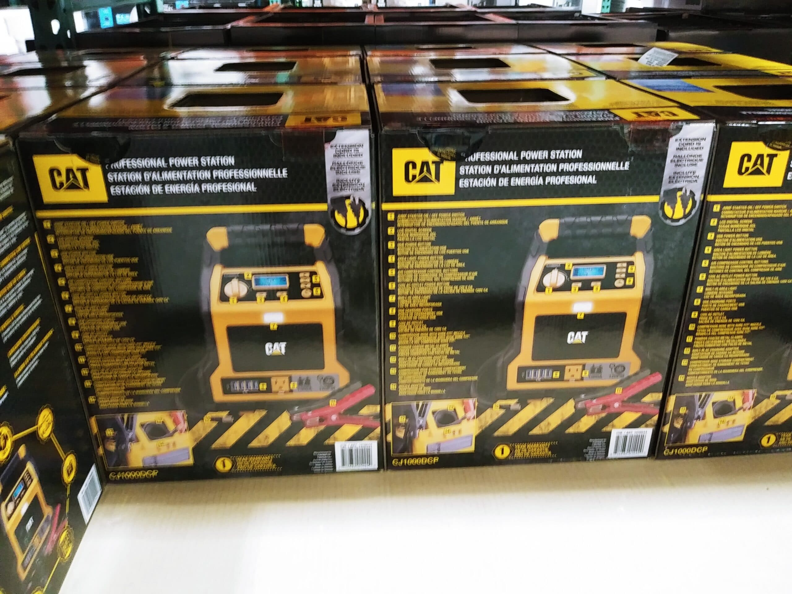 Cat 1000 Professional Power Station $79.99