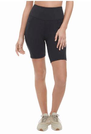 Danskin Ladies Bike Shorts 2pk $14.99