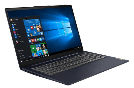 Lenovo Ideapad 3 15 Inch Touchscreen Laptop $549