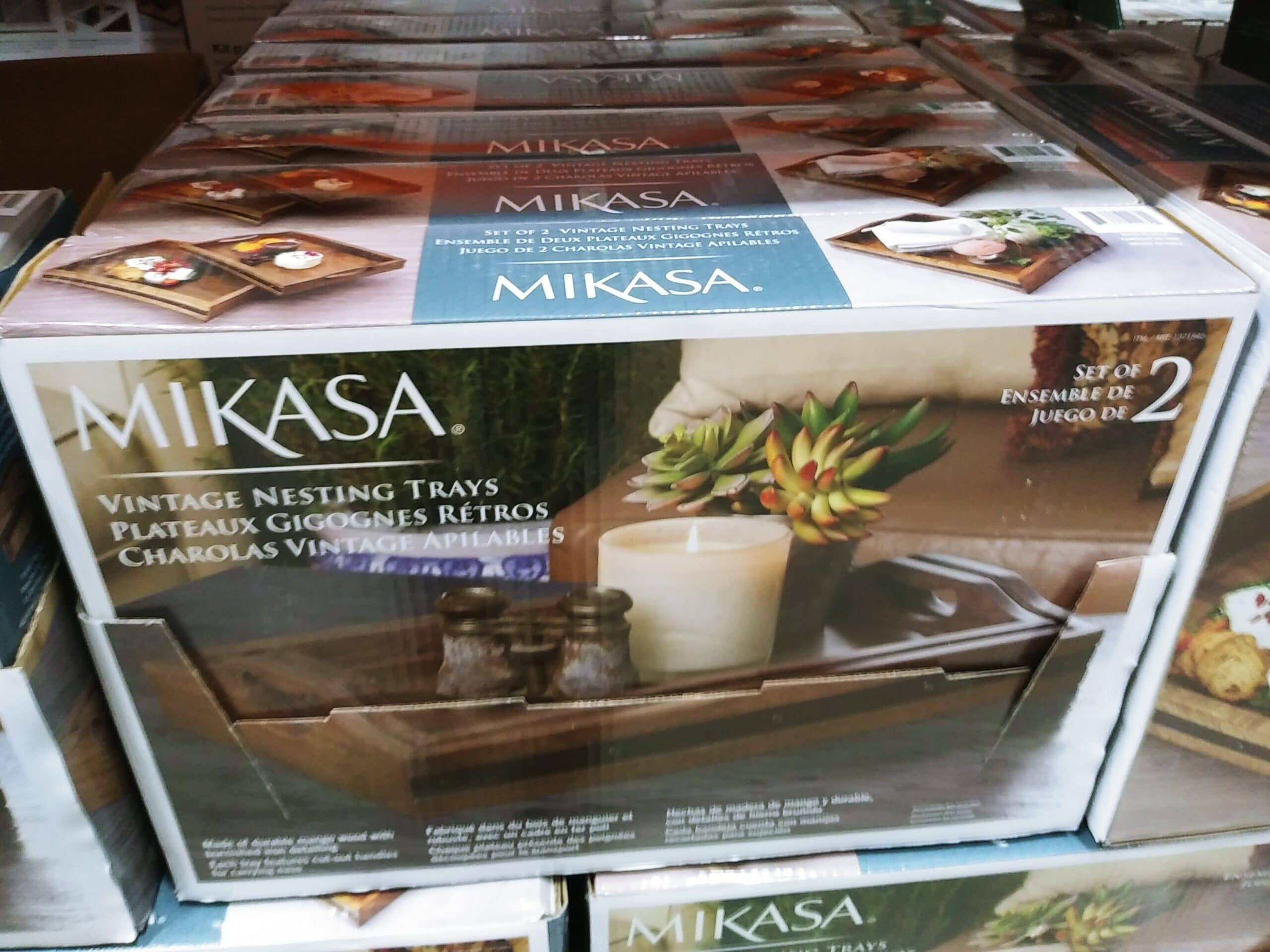 Mikasa Vintage Nesting Trays 2pk $22.97
