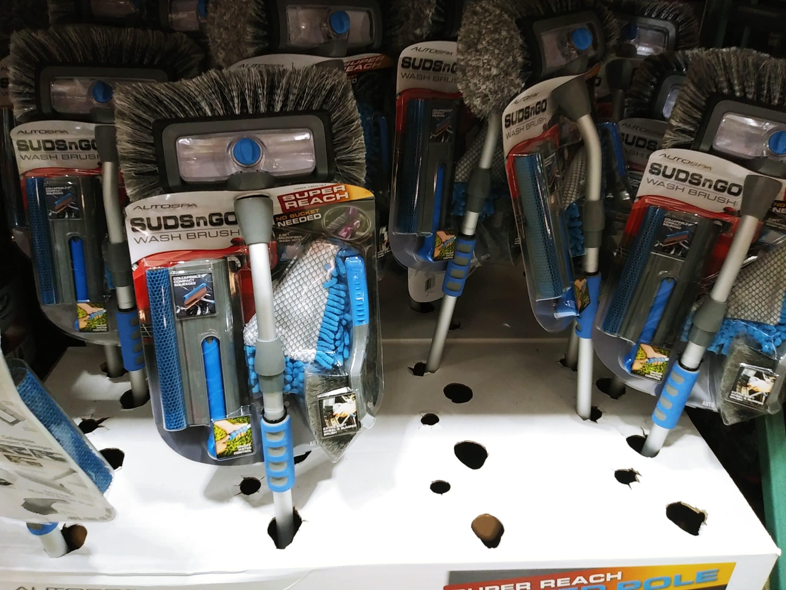 Suds n Go Wash Brush Kit $24.99