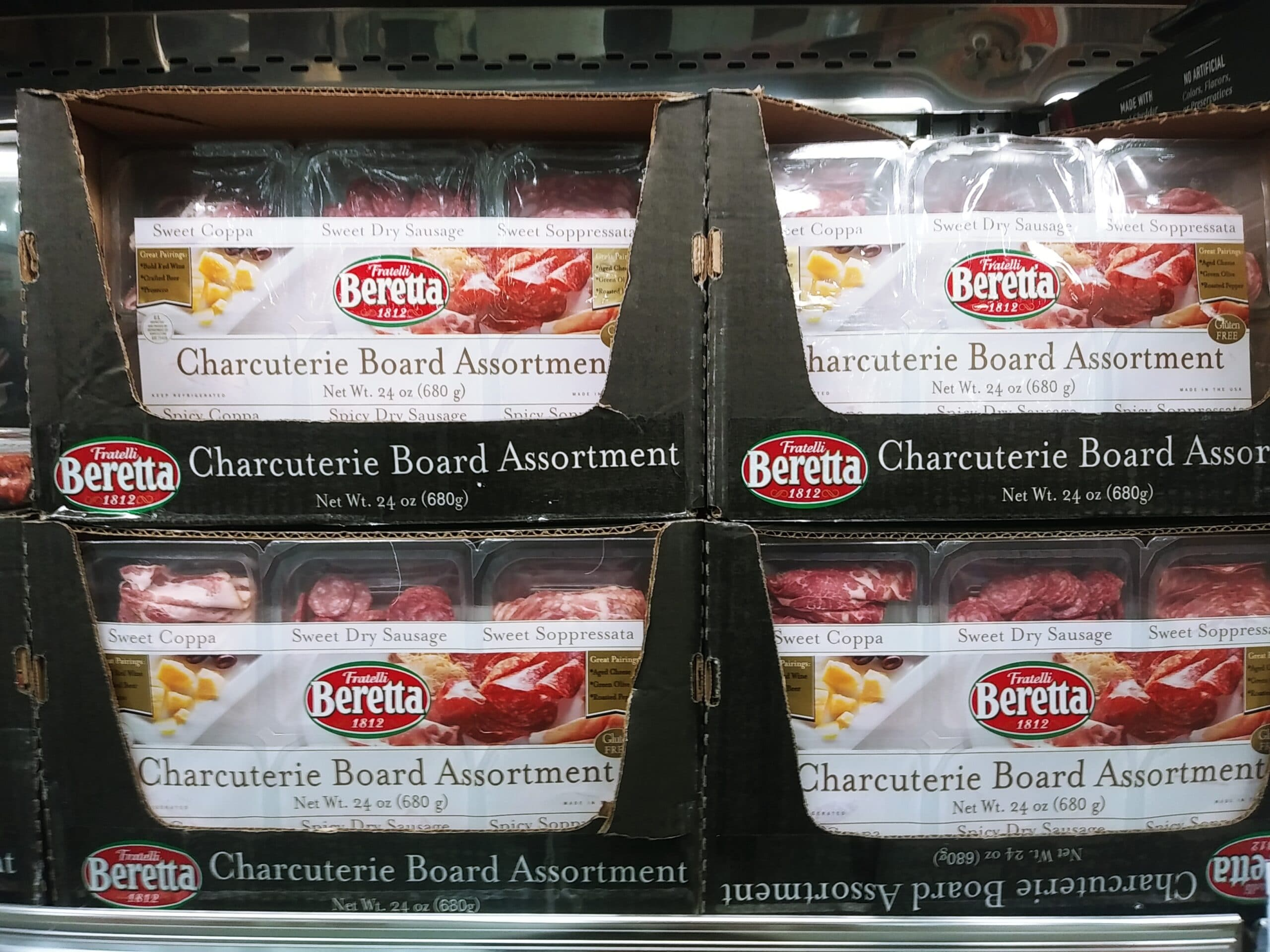 Charcuterie Board Assortment $13.99