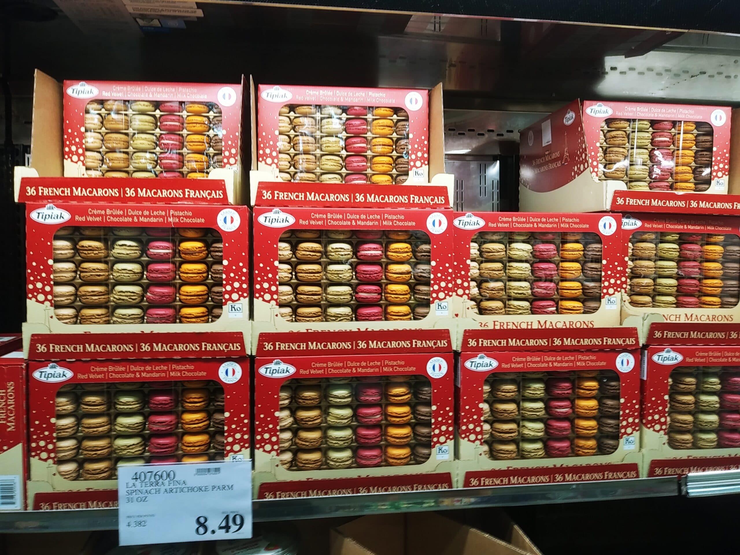 36 French Macarons $15.79
