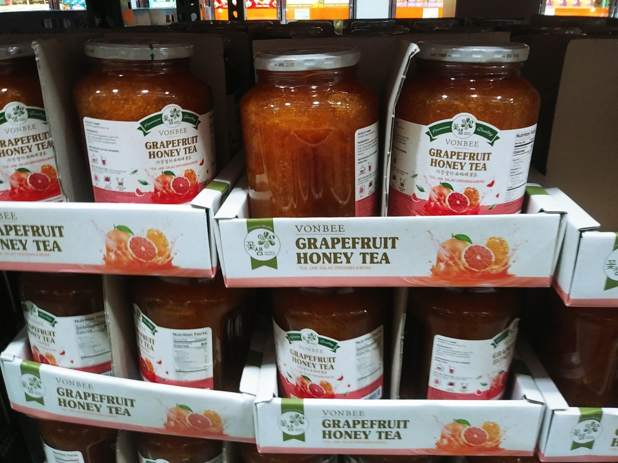 Grapefruit Honey Tea $6.69