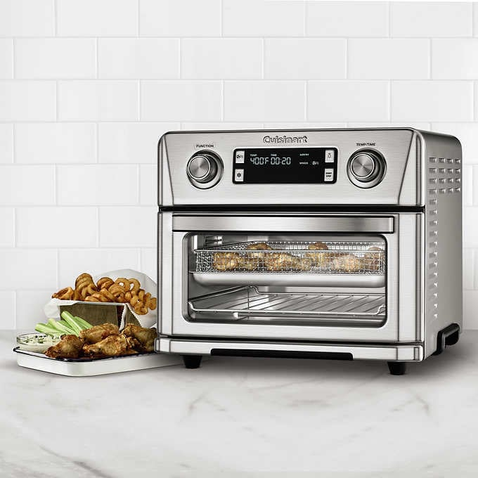 Cuisinart Digital AirFry Toaster Oven $159