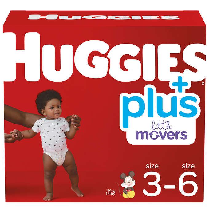 Save $10 on Huggies Plus Diapers