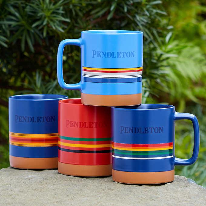 Hot! Pendleton National Parks Collectors Mugs 4pk $19.99